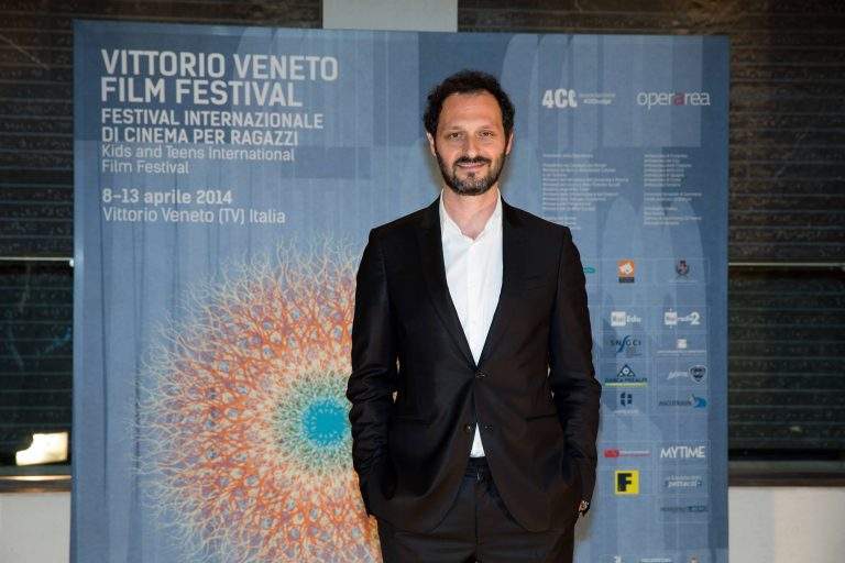 Fabio Troiano attends the photocall of Vittorio Veneto Film Festival 2014 dedicated to Marcello Mastroianni